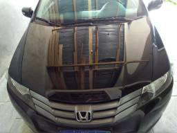 Honda City 11 EX Aut. 8.500+parc - 2011