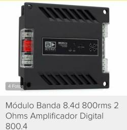 Módulo audioparts Som Banda 8.4, usado comprar usado  São Paulo