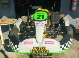 Kart Motor 2 Tempos Chassi Mini Revisado, usado comprar usado  Serra