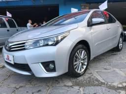 Corolla 1.8 GLI 2017 Automático Estado de novo - 2017