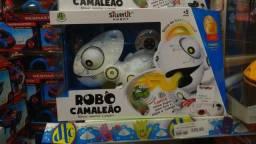 Camaleão robô