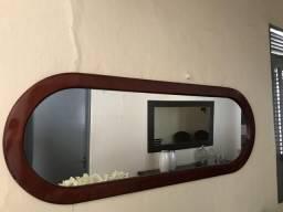 Aparador com espelho para sala