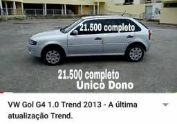 Gol g4 trend 1.0 completo - 2014