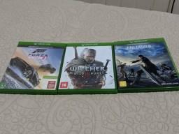 Jogos Xbox One Troca ou Venda