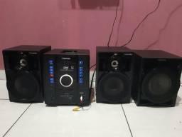 Som Toshiba (USB CD/mp3 RADIO)