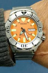 Seiko Monster Scuba Diver