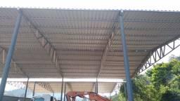 Treliça galvanizada 10 metros