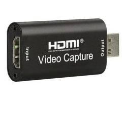 Placa De Captura De Vídeo Mini 4k 1080p Hdmi Para Usb 2.0-Somos Loja-Temos Motoboy