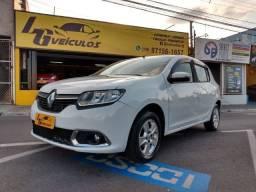 Renault Sandero 2015 Completo 1.6 Flex!!