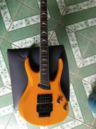 Guitarra tagima s com tarraxas novas com trava