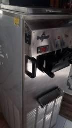 Vendo máquina de sorvete suprema s360