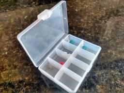 Porta comprimidos 8 divisórias