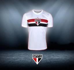Camisa do São Paulo Branca
