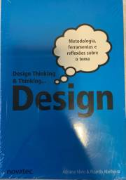 Livro - Design Thinking e Thinking Design