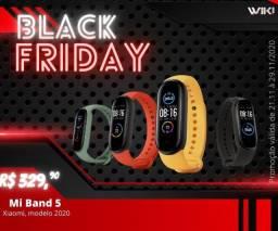 Mi band 5 Original Xiaomi-Black Friday-(Lojas Wiki)