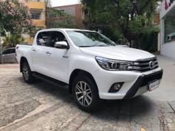 Toyota Hilux SRX Diesel 2017