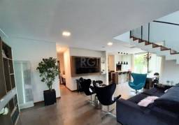 Casa à venda com 3 dormitórios em Belém novo, Porto alegre cod:LU265373