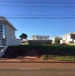 Terreno residencial à venda, Condomínio Vila Franca, Paulínia.