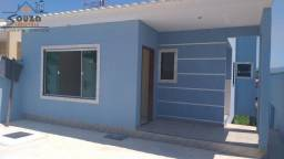 Casa Linear para Venda em Cordeirinho Maricá-RJ