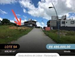 Terreno à venda em Santo antônio de lisboa, Florianópolis cod:82768