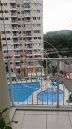 Apartamento à venda com 3 dormitórios em Alcântara, São gonçalo cod:824590