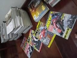 Revistas MOTO - Coleção de Revistas