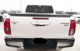 Toyota Hilux 2020 2.8 srv 4X4 cd 16V Diesel 4P automático - 2020