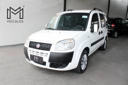 Fiat Doblo Essence 1.8 Branco - 2017