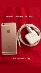 Vendo iPhone 6s rose 64G
