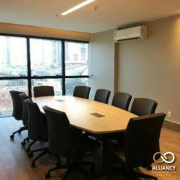 Vende-se duas salas no Rogélio Fernandez Business Center