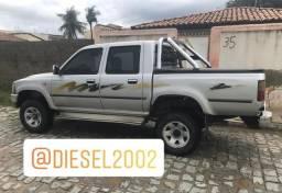 Toyota Highlux diesel 2001-2002 - 2002