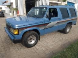 GM D-20 Custom 88 - 1988
