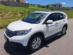 Honda CR-V EXL 2.0 4x4 - 2012 - Branca - 2012