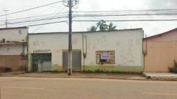 Terreno Comercial 240m2 na Av. Antonio Vilhena, próximo à Loja Havan Marabá