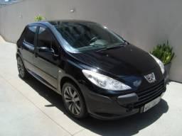 Peugeot 307, 1.6, manual, único dono, só 96.000 km rodados! - 2010