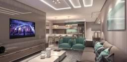Lindo 03 suítes alto padrão + lavabo, 03 vagas, 137 m² privativos, área de lazer completa