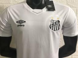 Camisa Oficial do Santos