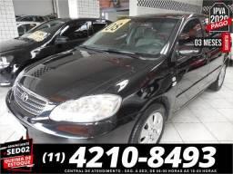 Corolla xei 1.8 preto 16v manual 2008 - 2008