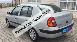 Carro Renault Clio Sedã - 2004