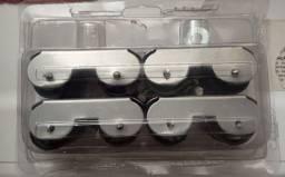 Rodizios (4) para eletrodomésticos - novo