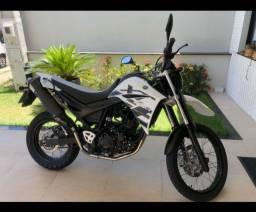 XT 660 Branca 2013