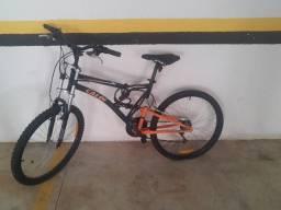 Bicicleta Caloi XRT full suspension