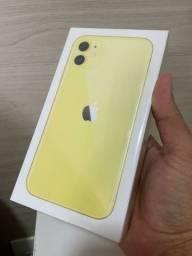 IPhone 11 256gb Amarelo - Lacrado Nota Fiscal e Garantia