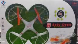 Drone Axix Gyro 360Graus 6 Eixos 2.4GHZ