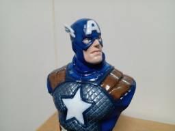 Busto Capitão América 15cm