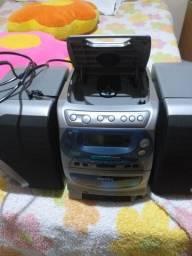 Vendo..rádio.. Philips..cd..e.radio..funciona.tudo