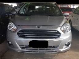 Ford Ka Sedan 1.5 2018 - Completo * Entrada + 48x R$ 973,00 * C/ GNV