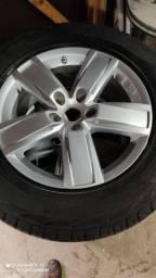 Amarok -rodas-pneus 18 ventil