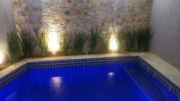 Casa 4 quartos e piscina - Flamboyant III Uberaba MG
