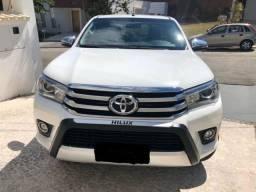 Hilux SRX 2.8 4 x 4 turbo diesel 16 v automática ano 2018